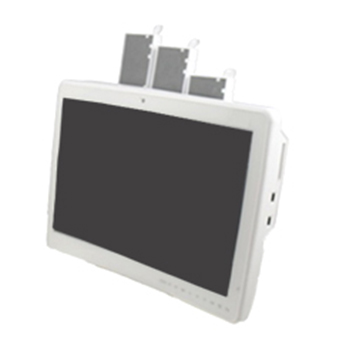 WMP-22H Medical Panel PC Integrated with Hot-Swappable Batteries