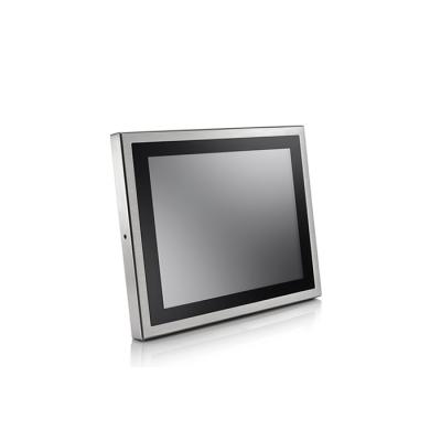 "Full IP Stainless Steel Monitor 15"""