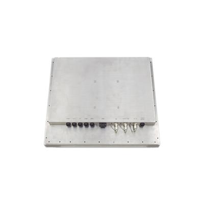"Full IP Stainless Steel Monitor 19"""