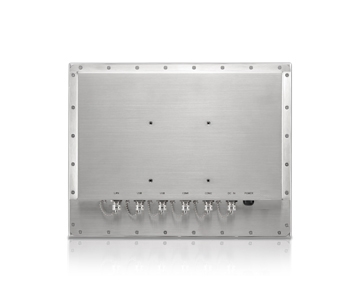 WTP-9E66 15 Inch Full IP Wide Temp Stainless Panel PC
