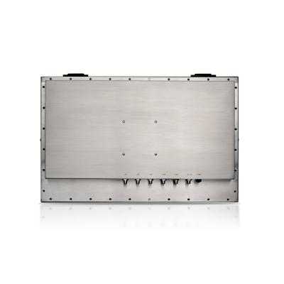 WTP-8B66 24 Inch Celeron® IP66/69K Stainless Panel PC
