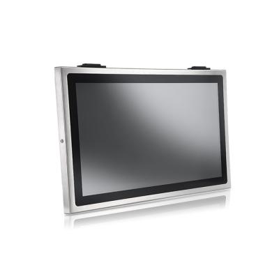 WTP-9G66 Whiskey Lake 22 Inch Fanless Stainless Panel PC