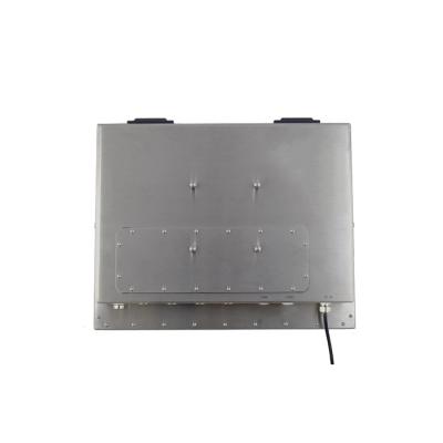 WTPE-9E66 15 Inch Explosion Proof ATEX C1D2 Panel PC