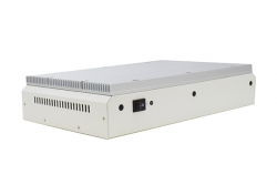 Medical White Fanless PC